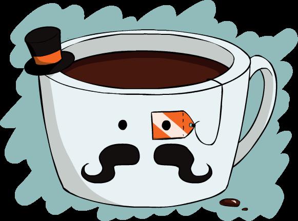 Tophat Teacup