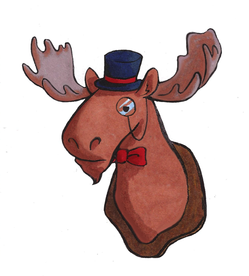 Fancy Moose